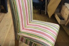 dining chair upholstery repair