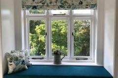 handmade window seat