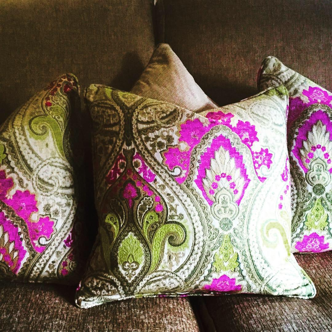 handmade stylish scatter cushions
