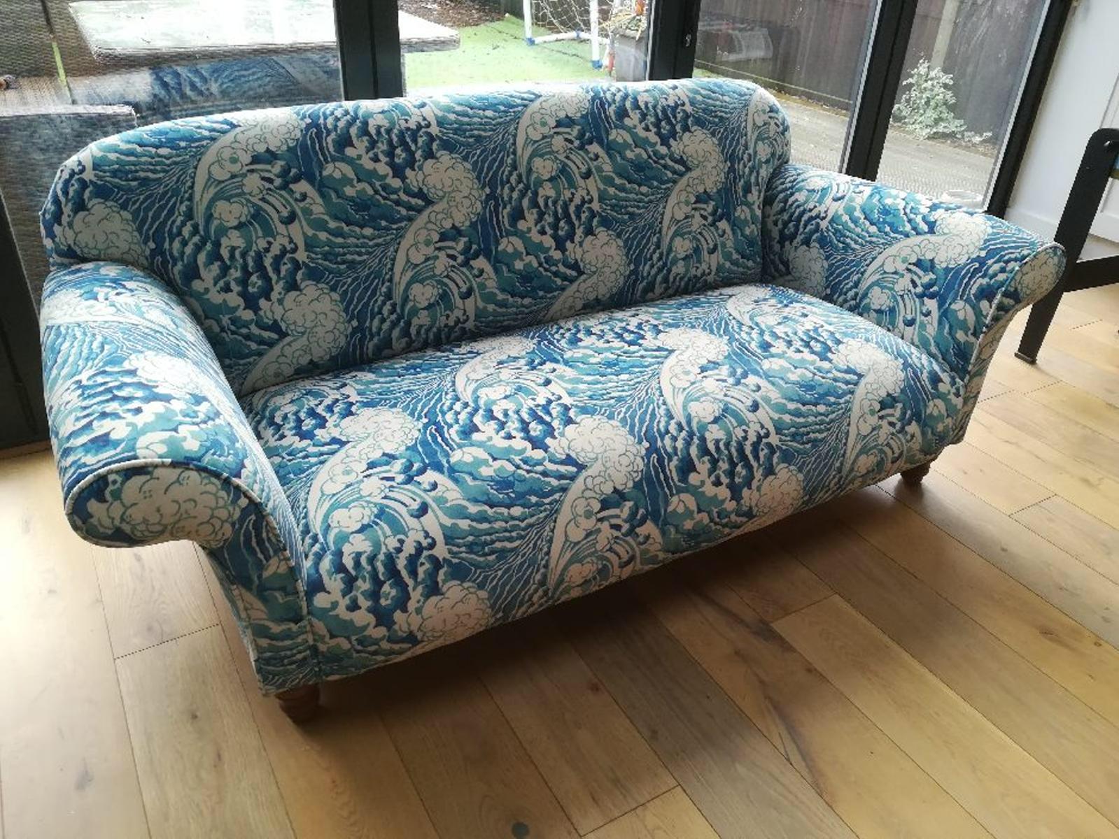 modern bespoke sofa upholstery