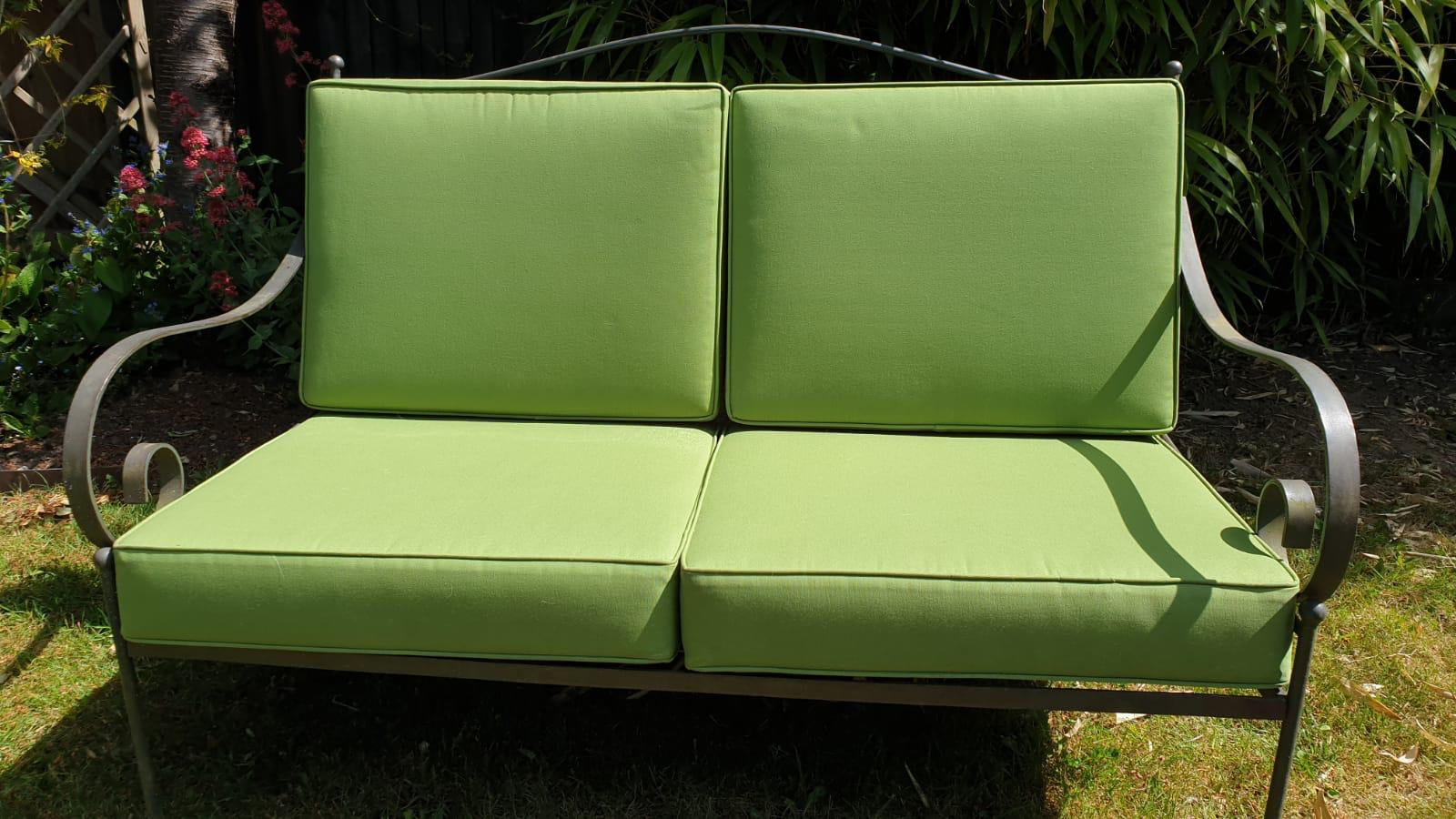 outdoor chair cushion upholstery